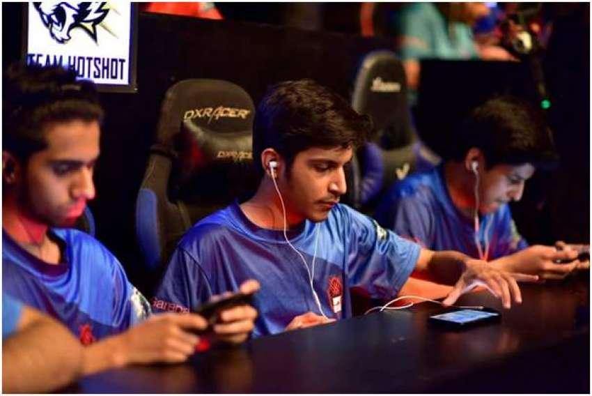 Pakistan representative - Team House Of Blood