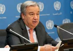 UN condemns suicide attack on Afghanistan's Logar Province