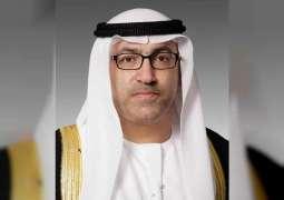 """العويس يبحث التعاون الصحي مع وزراء وسفراء عدة دول ويعرض تجربة الإمارات بمواجهة """"كوفيد-19"""""""