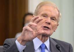 US Vice President Swears-In Bill Nelson as New NASA Administrator
