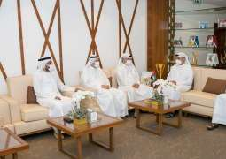 UAE Boxing delegation visits Dubai Sports Council to discuss preparations for Asian Championships