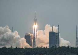 White House Says US Space Command Tracking Chinese Rocket