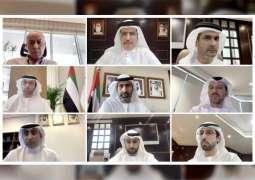 """مجلس أمناء """"سقيا الإمارات"""" يعقد افتراضيا اجتماعه الثاني للعام 2021"""