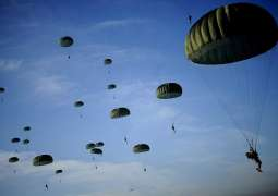 US Paratroopers Make Large-Scale Drop in Estonia as Part of Joint Drills - Defense Forces