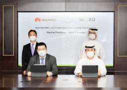 Moro Hub signs agreement with Huawei to build first phase of largest solar-powered Data centre in Middle East and Africa