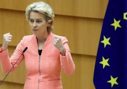 EU Chief Suggests Discussing Price of Vaccine Licensing With Leaders