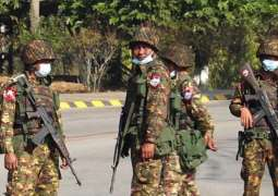 Myanmar Military Labels Shadow Civil Government 'Terrorists' - Reports