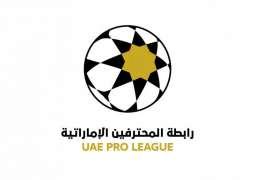 Arabian Gulf League's all matchweek 26 games to kick off Tuesday