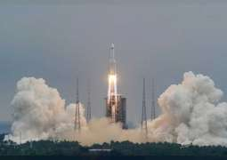 China says rocket debris landed in Indian Ocean west of Maldives
