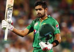 Babar Azam becomes player of the month of April