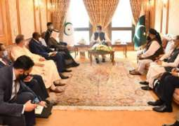 OIC Secretary-General and Pakistan's Prime Minister Discuss Muslim World Situation and OIC-Pakistan Cooperation