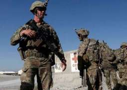 US Completes 6% to 12% of Afghanistan Withdrawal - Central Command