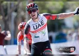 """""""الإمارات للدراجات الهوائية"""" ينتزع المركز الأول في سباق تروفيو كالفيا بمايوركا"""