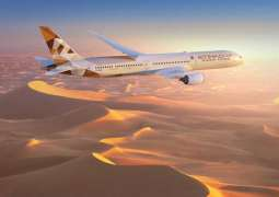 Etihad Airways to celebrate Arabian Travel Market with 10,000 prizes