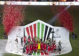 Shabab Al Ahli crowned champions of President's Cup for 10th time
