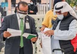 بدء أولى الرحلات الدولية من مطار الملك خالد الدولي بالرياض