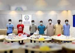 Sharjah Police thwarts 115 kg-drug smuggling attempt during Eid