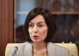 Moldova's Sandu to Start 2-Day Visit to Germany on Wednesday