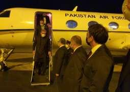 Palestine Crisis: FM leaves for UN en route Turkey