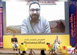 Emirates Literature Foundation discuss power of social media in breaking stereotypes