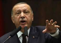 Austria Summons Turkish Ambassador After Erdogan 'Curses' Country for Hoisting Israel Flag
