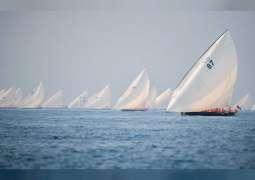 برعاية حمدان بن زايد .. انطلاق سباق دلما التاريخي للمحامل الشراعية غدا