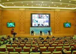 The International Conference of Mayors of Friendly and Sister Cities of Ashgabat was held