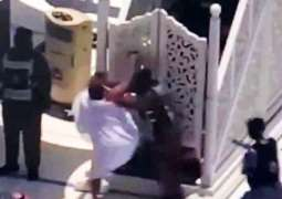 Saudi Police Detain Man for Approaching Imam During Sermon in Grand Mosque of Mecca