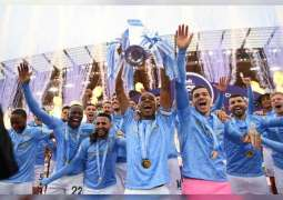 Liverpool, Chelsea qualify for CL, Leicester miss out, as City officially crowned champions for third time in last four years
