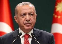 Turkey's Erdogan Backs Embattled Interior Minister Accused of Mafia Ties