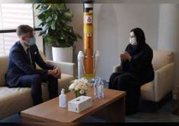 UAE, Luxembourg explore cooperation opportunities in advanced technology, space