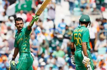 ICC nominates Babar Azam, Fakhar Zaman for 'Player of the Month' award