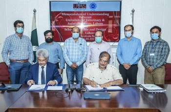 UVAS inks MoU with UMT to promote collaborative relationship in Research, Development & Innovation