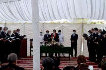 LHC CJ administers oath to newly appointed 13 additional judges