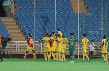 برباعية التعاون يتغلب على الأهلي في دوري كأس الأمير محمد بن سلمان للمحترفين