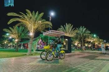 أمانة الجوف تنهي استعداداتها بالمتنزهات والحدائق لاستقبال الزوار خلال العيد