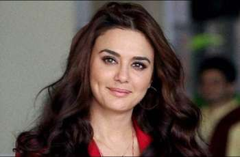 Preity Zinta receives 2nd jab of COVID-19 vaccine