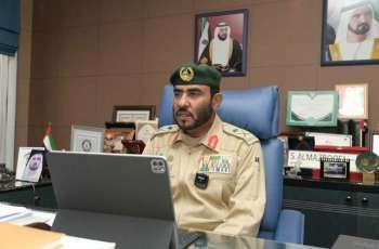 شرطة دبي تعتمد الإجراءات الأمنية لتأمين إجازة عطلة عيد الفطر