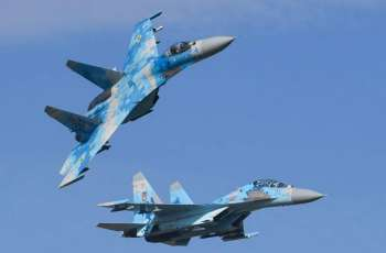 Russia's Su-27 Jets Escort France's Mirage 2000 Over Black Sea - Defense Ministry