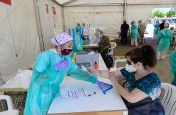 """إصابات """"كورونا"""" حول العالم تتجاوز158.47مليون حالة"""