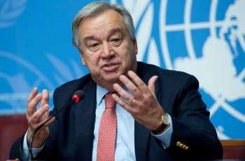 الأمم المتحدة تدين حادث إطلاق نار على مدرسة في قازان
