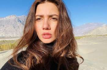 "Mahira Khan urges people to term Israeli attacks as ""terrorism"""