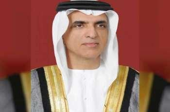 حاكم رأس الخيمة يهنئ رئيس الدولة ونائبه ومحمد بن زايد والحكام بعيد الفطر