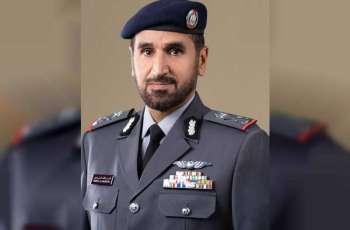 قائد عام شرطة أبوظبي يُهنئ القيادة الرشيدة بعيد الفطر المبارك