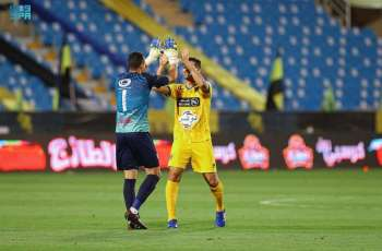 التعاون يتغلب على الرائد في دوري كأس الأمير محمد بن سلمان للمحترفين