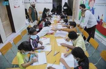 مركز الملك سلمان للإغاثة يواصل تنفيذ مشروع تمكين الأيتام وتعزيز صمودهم في اليمن