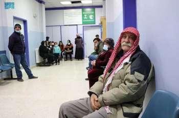 المستفيدون من خدمات مركز الأمل الطبي بعرسال المدعوم من مركز الملك سلمان للإغاثة يشيدون بخدمات المركز الصحية