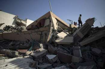 Israeli Air Force Strikes at Hamas Internal Security Headquarters - Army