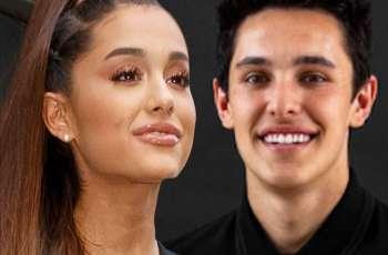 Ariana Grand ties knot with Dalton Gomez
