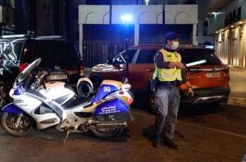 شرطة أبوظبي :خطة لتأمين السلامة المرورية استعداداً للعيد